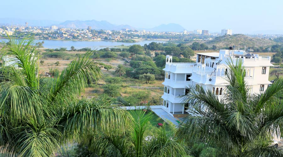 View of SAI PALACE UDAIPUR - Budget Hotels in Udaipur