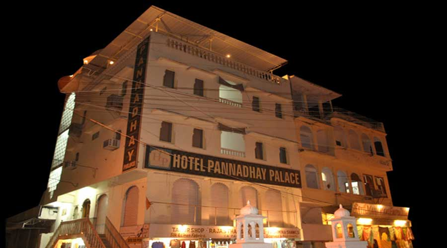 Large Photograph of HOTEL PANNADHAY PALACE UDAIPUR located in Udaipur