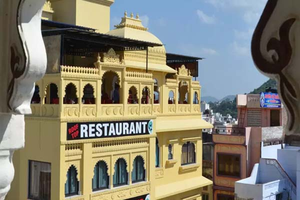 View of HOTEL BABA PALACE - Budget Hotels in Udaipur