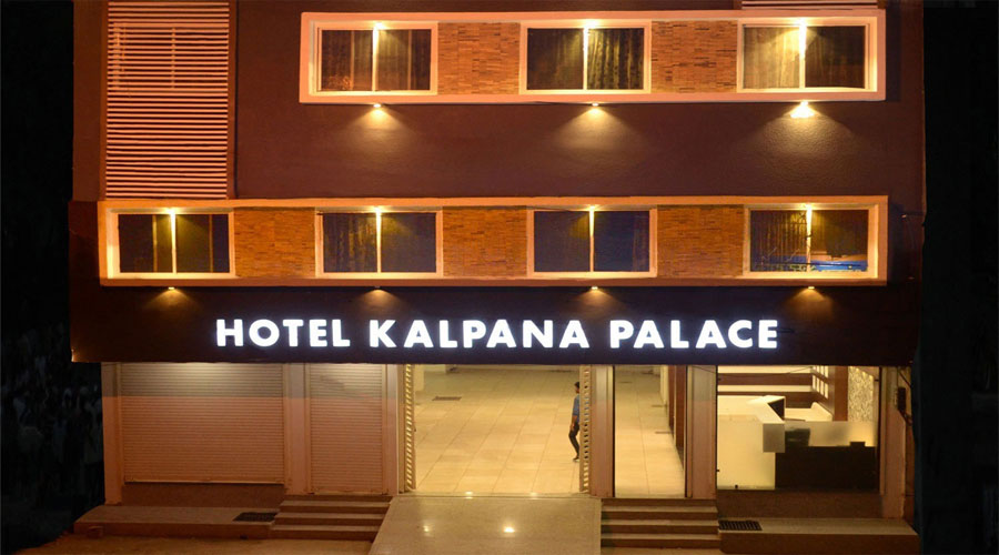 Large Photograph of HOTEL KALPANA PALACE UJJAIN located in Ujjain