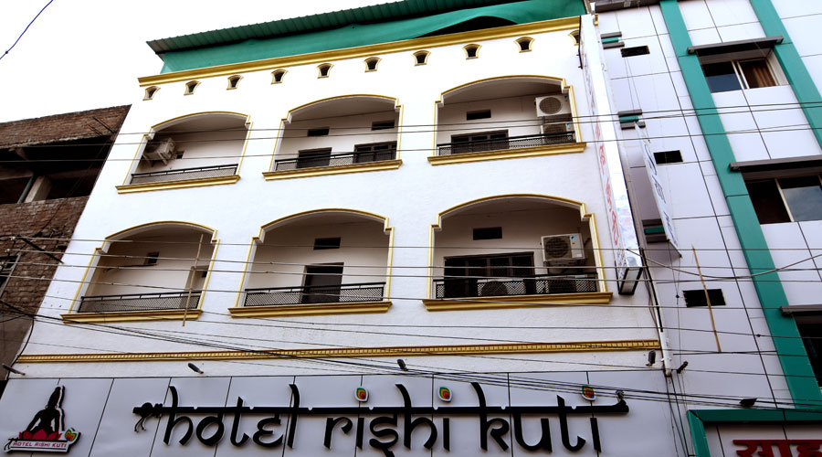 View of HOTEL RISHI KUTI - Budget Hotels in Ujjain