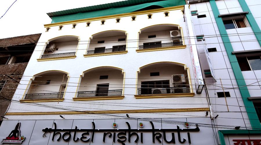 View of HOTEL RISHI KUTI - Budget Hotels in Ujjain