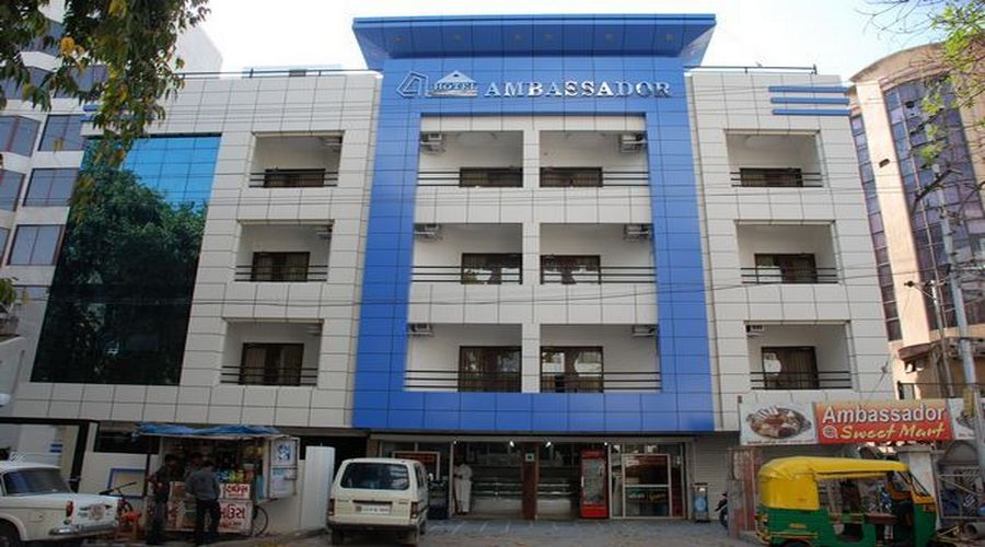 View of HOTEL AMBASSADOR VADODARA - Budget Hotels in Vadodara
