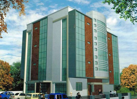 Large Photograph of HOTEL SUNRISE VADODARA located in Vadodara
