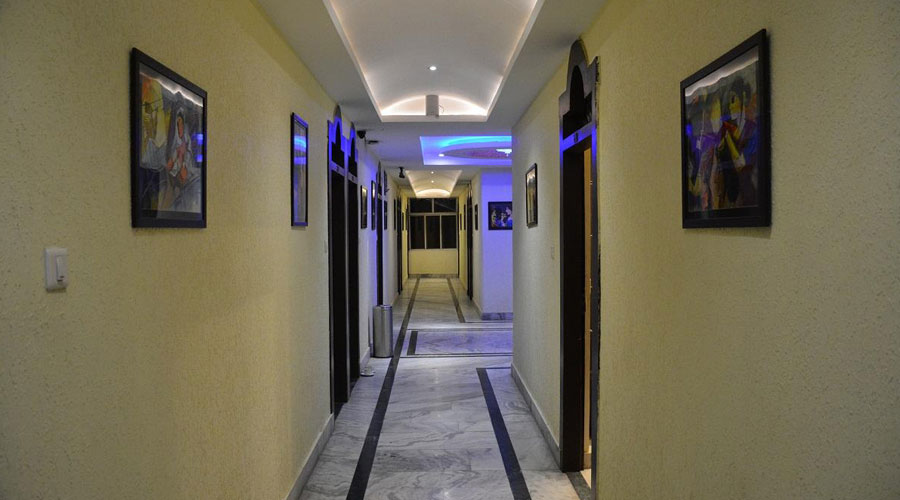 HOTEL RAMESHWARAM VATIKA VARANASI