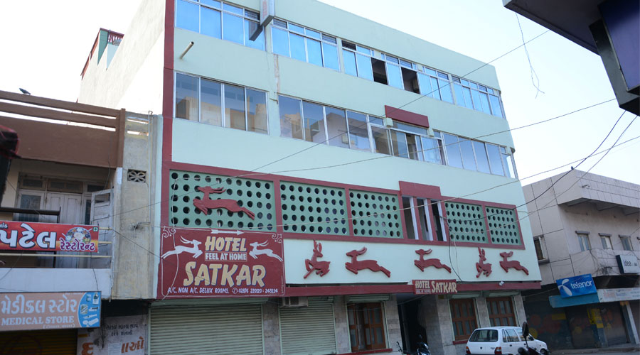 View of Hotel Satkar Veraval - Budget Hotels in Veraval