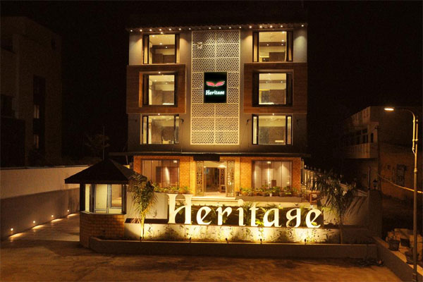 Large Photograph of Hotel Heritage Veraval located in Veraval