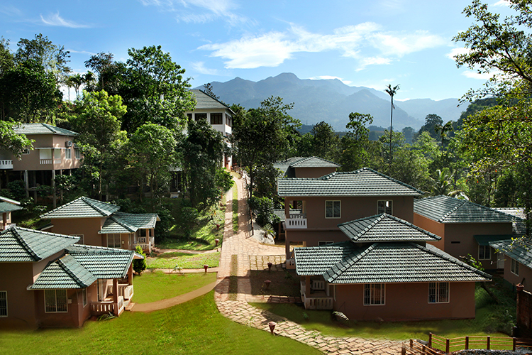 Large Photograph of LAKKIDI VILLAGE AYURVEDIC SPA AND LUXURY RESORT WAYANAD located in Wayanad