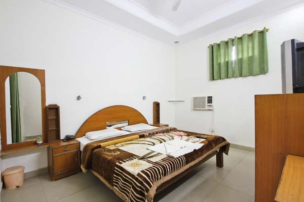 Deluxe Room,                                     THE ARYANS TAJ RESORT - Budget Hotels in Agra