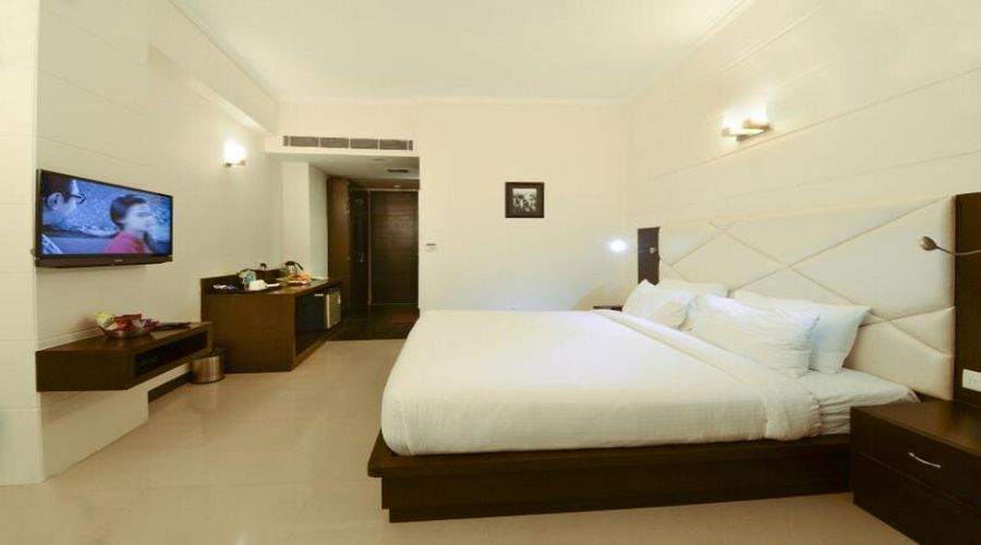 Standard Room,                                     HOTEL CRIMSON PALACE AGRA - Budget Hotels in Agra