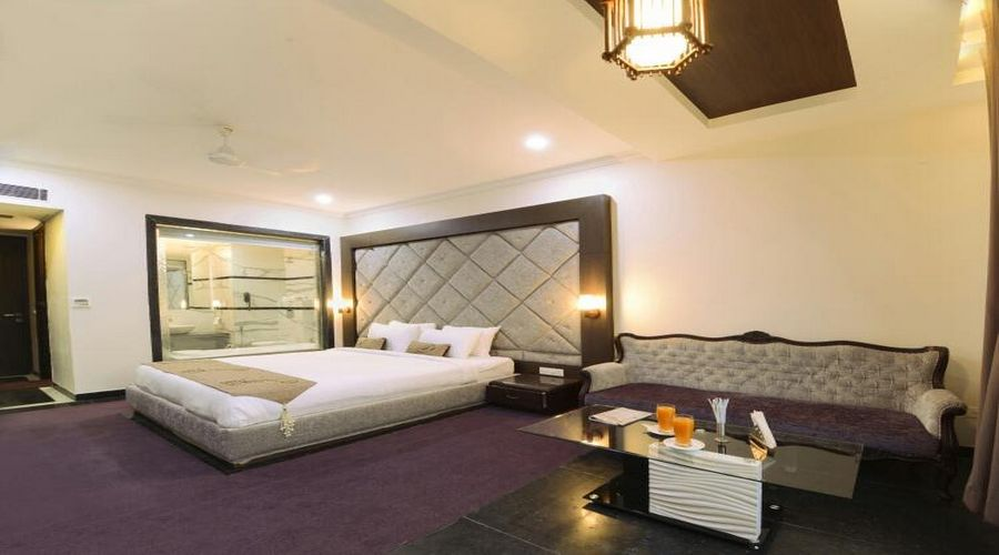 Suite Room,                                     HOTEL CRIMSON PALACE AGRA - Budget Hotels in Agra
