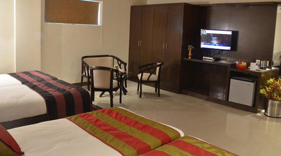 Executive Room,                                     HOTEL KARAN VILAS AGRA - Budget Hotels in Agra