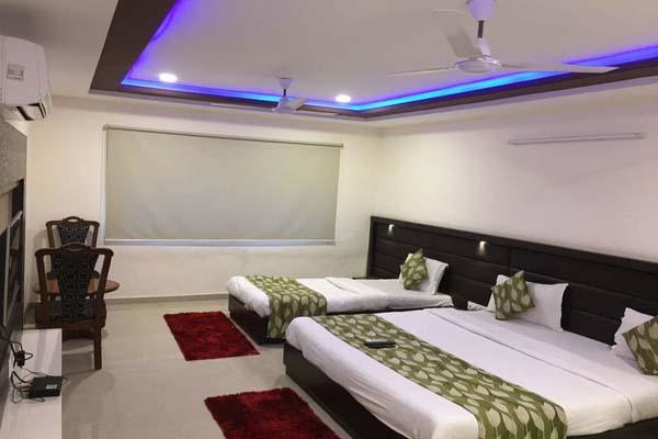 Family AC Room, HOTEL SADBHAV AHEMDABAD - Budget Hotels in Ahmedabad