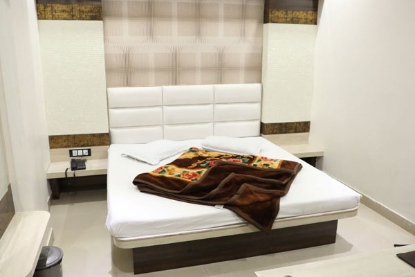 Deluxe Double Non AC Room,                                     HOTEL SAHIL AJMER - Budget Hotels in Ajmer