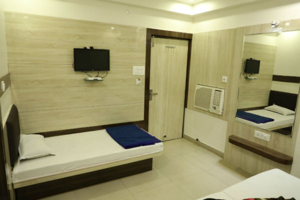 Three Bed Deluxe AC Room,                                     HOTEL SAHIL AJMER - Budget Hotels in Ajmer