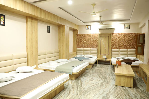Deluxe AC Double Room 4 Days Package,                                     HOTEL SAHIL AJMER - Budget Hotels in Ajmer