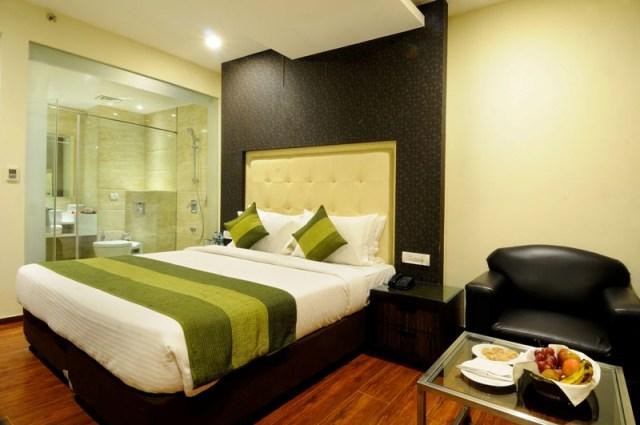 Executive King Size Bed,                                     Hotel City Park Amritsar - Budget Hotels in Amritsar