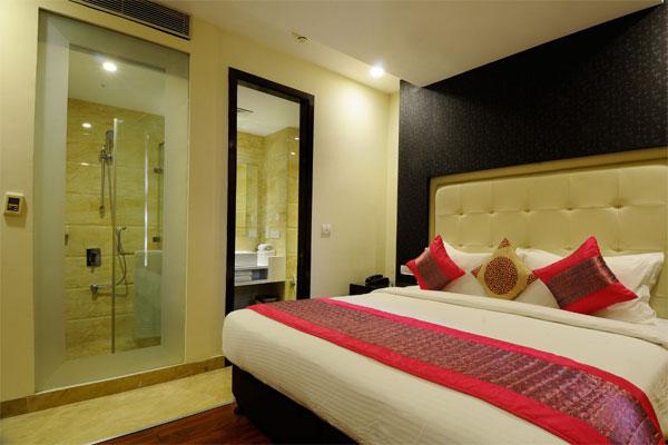 Family Room,                                     Hotel City Park Amritsar - Budget Hotels in Amritsar