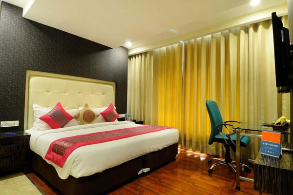 Room for Physically chalenged,                                     Hotel City Park Amritsar - Budget Hotels in Amritsar