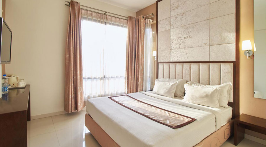 Deluxe Room on EP, HOTEL SILVER INN AURANGABAD - Budget Hotels in Aurangabad