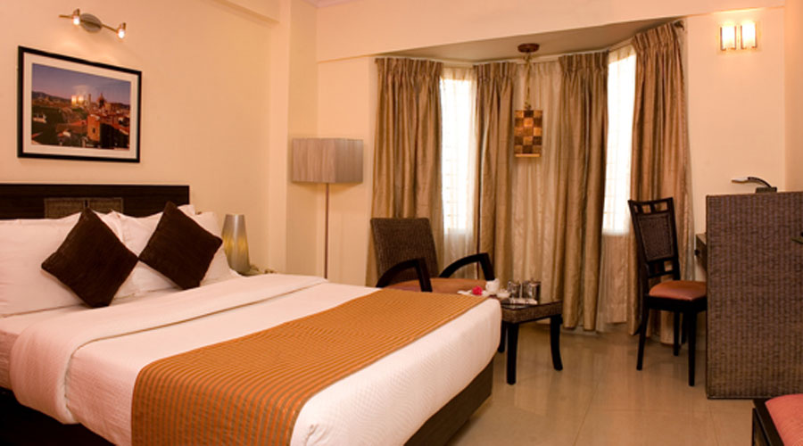 Deluxe Room, SHILTON ROYALE HOTEL BANGALORE (BUSINESS HOTEL) - Budget Hotels in Bangalore