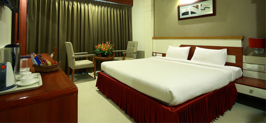 Executive Room, HOTEL EXCELLENCY BHUBANESWAR - Budget Hotels in Bhubaneswar
