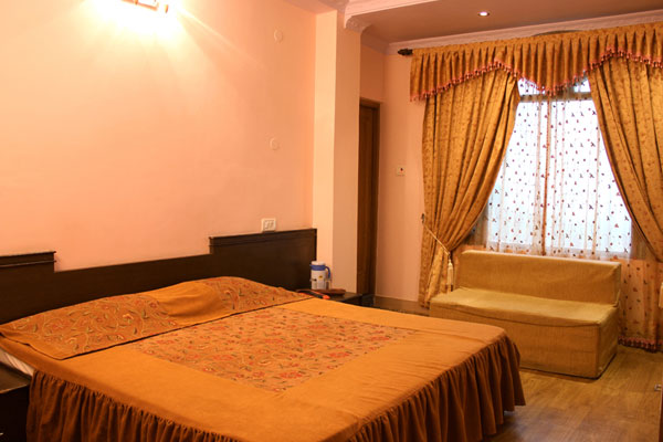 Deluxe Room,                                     HOTEL HIMALAYAN ESCAPE CHAIL - Budget Hotels in Chail
