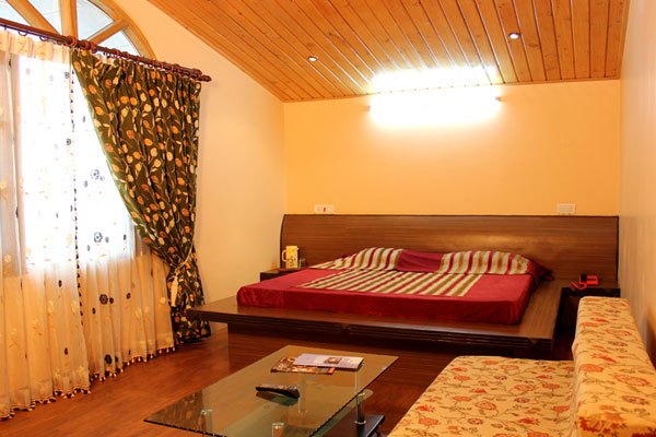 Attic Rooms Room,                                     HOTEL HIMALAYAN ESCAPE CHAIL - Budget Hotels in Chail