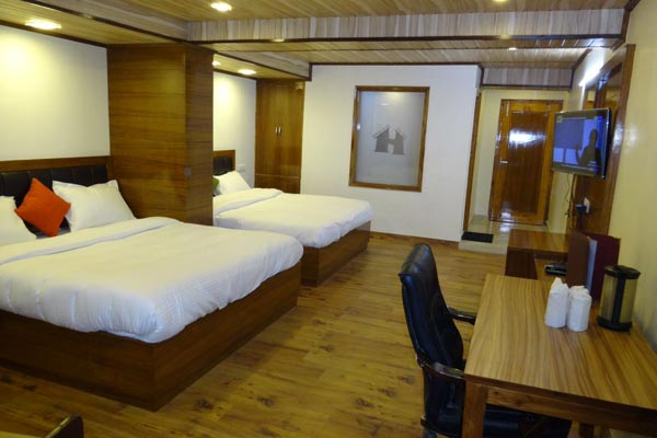 Family Room,                                     HOTEL HIMALAYAN ESCAPE CHAIL - Budget Hotels in Chail