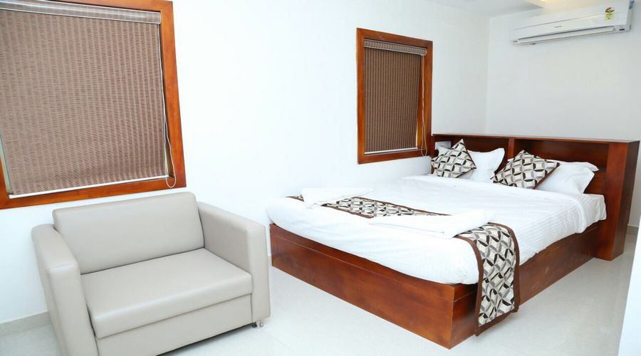 Classic Single Room, Hotel 4 U Business Class, Periamedu - Budget Hotels in Chennai