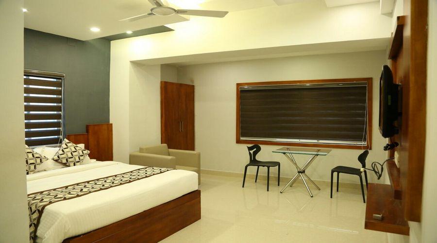 Elegant Double Room, Hotel 4 U Business Class, Periamedu - Budget Hotels in Chennai