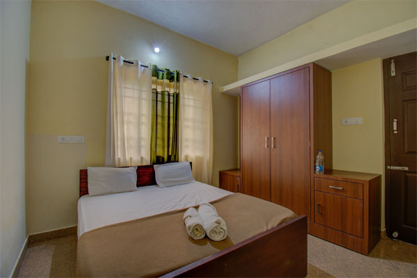 Deluxe Double Room, Holidayincoorg Cozy Nest - Budget Hotels in Coorg