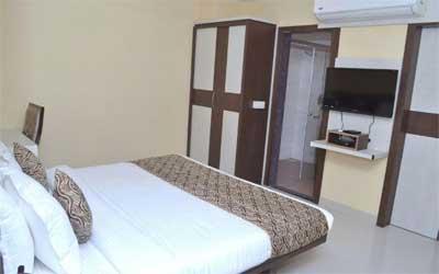 Deluxe Room, Hotel Lotus Bhilai - Budget Hotels in Bhilai
