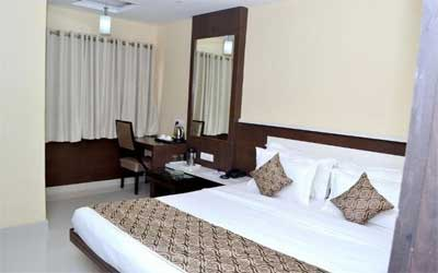 Super Deluxe Room, Hotel Lotus Bhilai - Budget Hotels in Bhilai