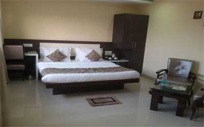 Elite Room, Hotel Lotus Bhilai - Budget Hotels in Bhilai