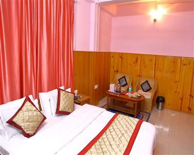 Deluxe Room, Hotel Sagorika - Gangtok - Budget Hotels in Gangtok