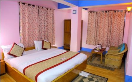 Deluxe Room, Hotel Sagorika - Gangtok - Budget Hotels in Gangtok