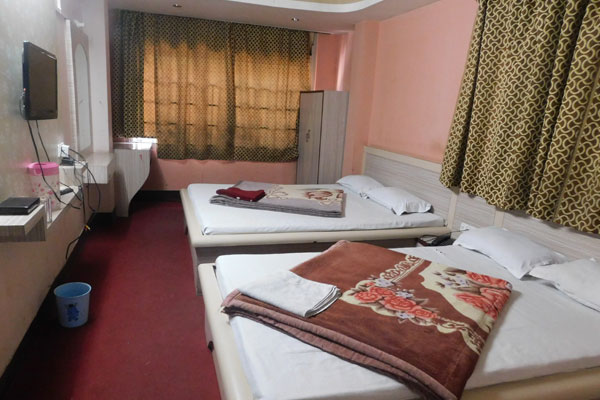 Four Bedded Room, HOTEL SUNSHINE GANGTOK - Budget Hotels in Gangtok
