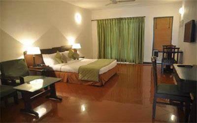 Standard Room (Studio) on MAP, RESORT LAGOA AZUL GOA - Budget Hotels in Goa