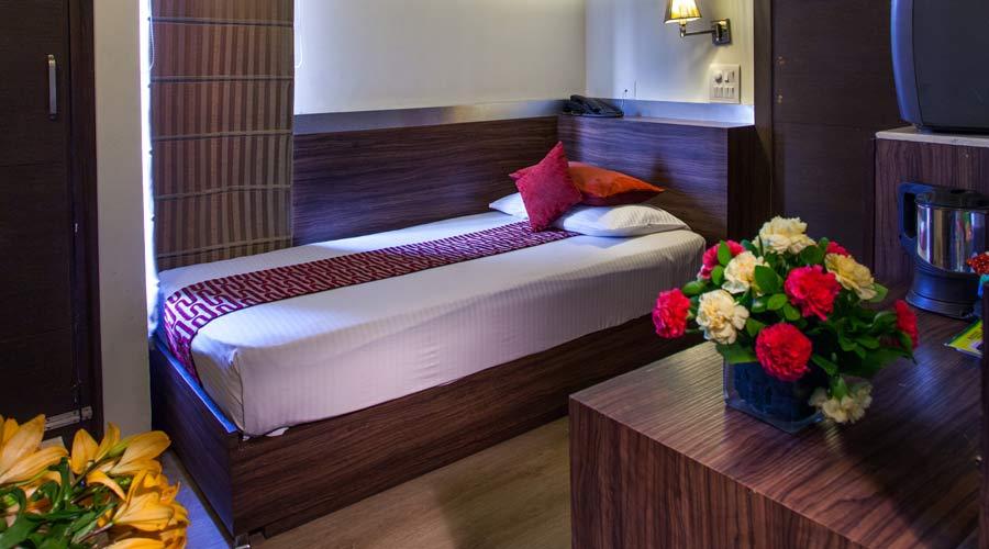 Single Room, SUN VILLA GURGAON - Budget Hotels in Gurgaon