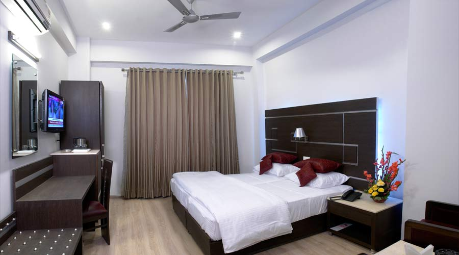 Deluxe Room, SUN VILLA GURGAON - Budget Hotels in Gurgaon
