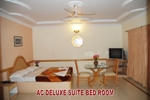 Pool View Suite Room - MAP, KISHKINDA HERITAGE RESORT - Budget Hotels in Hampi