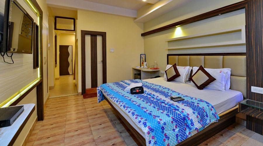 Super Deluxe Room, HOTEL SWAYAM JABALPUR - Budget Hotels in Jabalpur