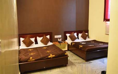 Family AC Room, HOTEL C9 JAIPUR - Budget Hotels in Jaipur