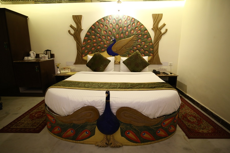 Royal Suite Room, NAHARGARH HAVELI JAIPUR - Budget Hotels in Jaipur