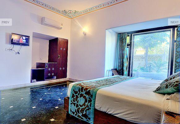 Super Deluxe Room, NAHARGARH HAVELI JAIPUR - Budget Hotels in Jaipur