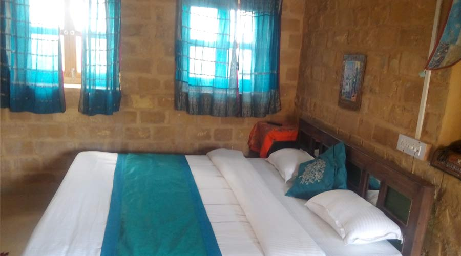 Deluxe  Room, HOTEL HEERA COURT JAISALMER - Budget Hotels in Jaisalmer