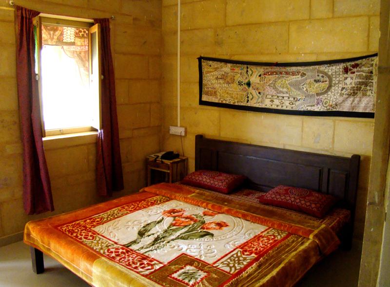 Economy Room, HOTEL HEERA COURT JAISALMER - Budget Hotels in Jaisalmer