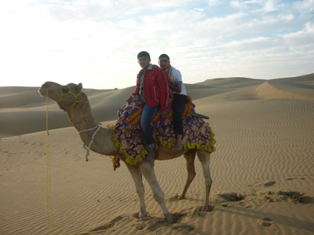 Swiss Tent and camel safari, HOTEL HEERA COURT JAISALMER - Budget Hotels in Jaisalmer
