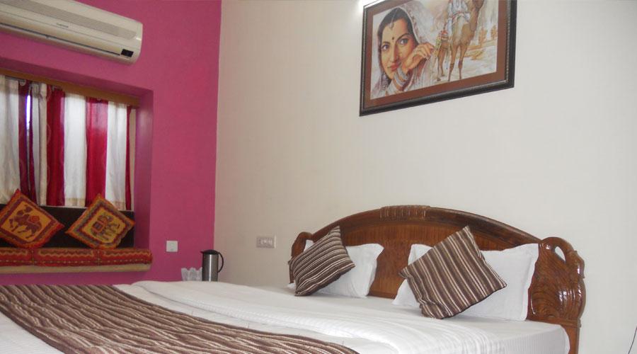 Deluxe AC Room, HOTEL IMPERIAL JAISALMER - Budget Hotels in Jaisalmer